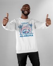 sonic Alabama merch Crewneck Sweatshirt apparel-crewneck-sweatshirt-lifestyle-front-05