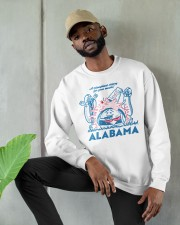 sonic Alabama merch Crewneck Sweatshirt apparel-crewneck-sweatshirt-lifestyle-front-08