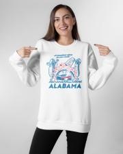 sonic Alabama merch Crewneck Sweatshirt apparel-crewneck-sweatshirt-lifestyle-front-11