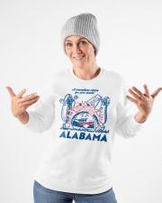 sonic Alabama merch Crewneck Sweatshirt apparel-crewneck-sweatshirt-lifestyle-front-35