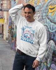 sonic Alabama merch Crewneck Sweatshirt lifestyle-unisex-sweatshirt-front-4