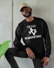 Texas Neanderthal merch Crewneck Sweatshirt apparel-crewneck-sweatshirt-lifestyle-front-08