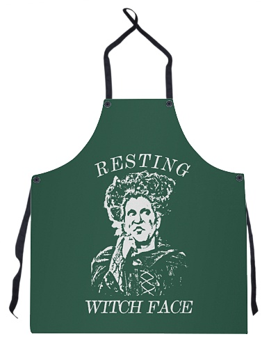 Resting witch face - Funny Winifred Sanderson