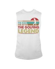 Golf  lover Sleeveless Tee tile