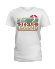 Golf  lover Ladies T-Shirt tile
