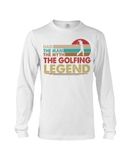 Golf  lover Long Sleeve Tee tile