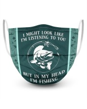 I Might Look Like I'm Listening To You-Fishing Masks tile