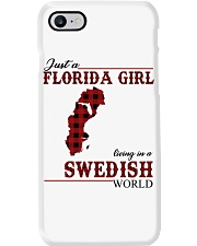 Just An Florida Girl In Swedish Phone Case thumbnail