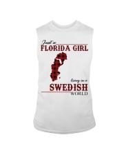 Just An Florida Girl In Swedish Sleeveless Tee thumbnail