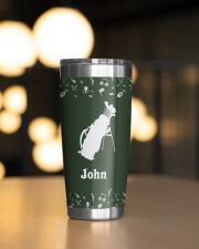 Golfers Instructions Personalized Christmas Gift 20oz Tumbler aos-20oz-tumbler-lifestyle-front-04