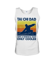 Tai Chi Dad Like A Normal Dad Only Cooler Unisex Tank thumbnail
