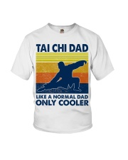 Tai Chi Dad Like A Normal Dad Only Cooler Youth T-Shirt thumbnail