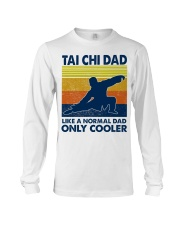 Tai Chi Dad Like A Normal Dad Only Cooler Long Sleeve Tee thumbnail