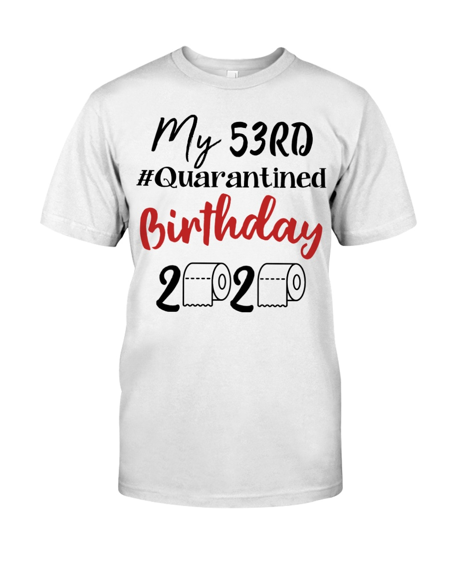 53rd Birthday 53 Year Old Classic T-Shirt