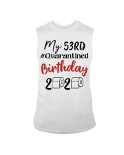 53rd Birthday 53 Year Old Sleeveless Tee thumbnail