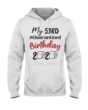 53rd Birthday 53 Year Old Hooded Sweatshirt thumbnail