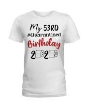 53rd Birthday 53 Year Old Ladies T-Shirt thumbnail
