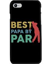 Best Papa By Par Phone Case tile