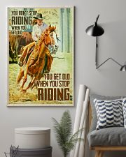 YOUR DONT GET OLD  24x36 Poster lifestyle-poster-1