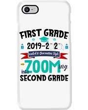 FIRST GRADEN ZOOMING INTO  SECOND GRADE Phone Case thumbnail
