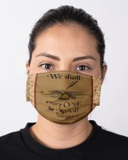 We shall every one be mask'd Cloth face mask aos-face-mask-lifestyle-01