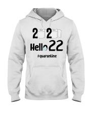 22nd Birthday 22 Years Old Hooded Sweatshirt thumbnail