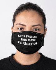 Lets Pretend This Mask Is Useful  Cloth face mask aos-face-mask-lifestyle-01