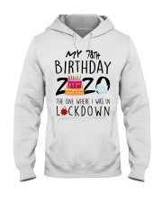 78th Birthday 78 Years Old Hooded Sweatshirt tile