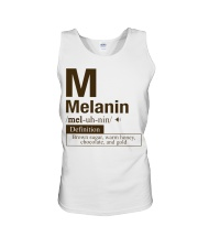 Melanin Definition Unisex Tank thumbnail