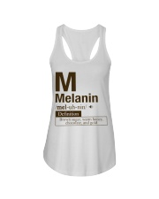 Melanin Definition Ladies Flowy Tank thumbnail