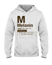 Melanin Definition Hooded Sweatshirt thumbnail