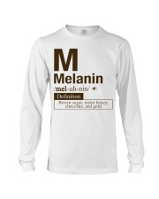Melanin Definition Long Sleeve Tee thumbnail