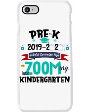 PRE-K ZOOMING INTO KINDERGARTEN Phone Case thumbnail