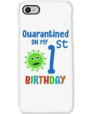 Quarantined On 1st My Birthday 1 years old Phone Case thumbnail