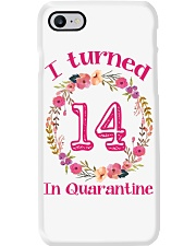 14th Birthday 14 Years Old Phone Case thumbnail