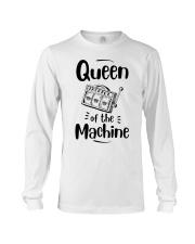 Queen Of Machine Long Sleeve Tee thumbnail