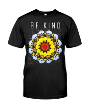 hippie be kind Classic T-Shirt front