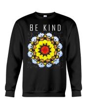 hippie be kind Crewneck Sweatshirt thumbnail