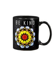 hippie be kind Mug thumbnail