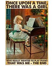 Once Upon A Time Piano Girl 24x36 Poster front
