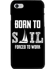 Sailing Born To Sail Phone Case thumbnail