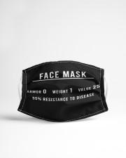 Game Face Mask Cloth face mask aos-face-mask-lifestyle-22