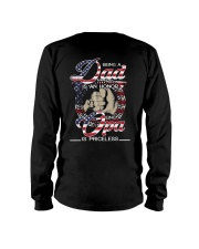 Being Opa Is Priceless Long Sleeve Tee thumbnail