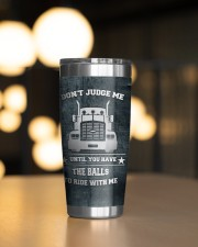 Don't judge me until-To my husband from wife 20oz Tumbler aos-20oz-tumbler-lifestyle-front-04