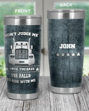 Don't judge me until-To my husband from wife 20oz Tumbler aos-20oz-tumbler-lifestyle-front-59
