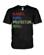 POPPI V-Neck T-Shirt tile