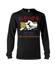 G-POPS The Man The Myth The Bad Influence Long Sleeve Tee tile