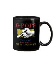G-POPS The Man The Myth The Bad Influence Mug tile