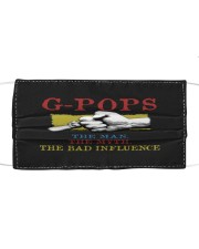 G-POPS The Man The Myth The Bad Influence Mask tile