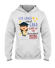 6th Grade Girl Hooded Sweatshirt thumbnail